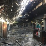 Another Shopping Mall Burned by Black Mob as Infrastructure Collapses