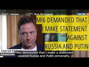 Runaway Russian Oligarchs Refuse To Work For MI6 And Are Coming Back Home