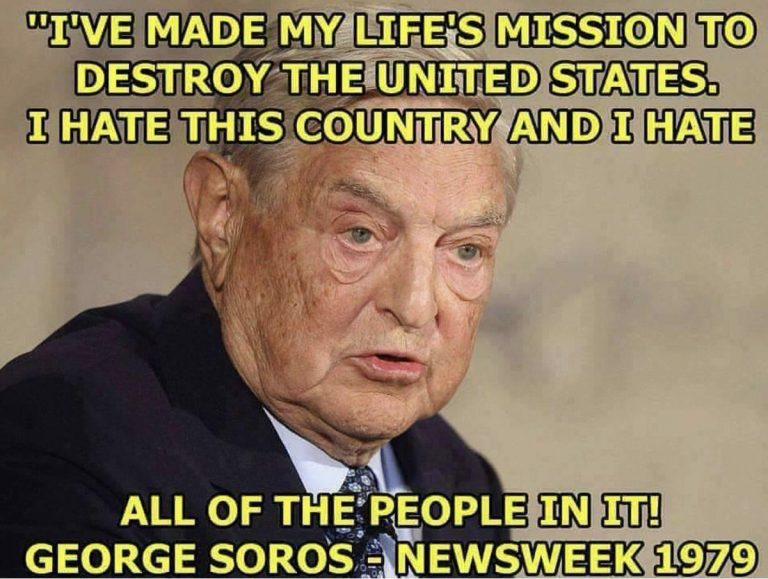 Soros Newsweek quote