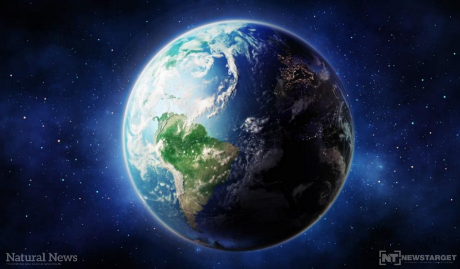 earth-planet-outer-space
