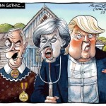 WORLD EXCLUSIVE! — Trump's bombshell letter to Theresa May sparks panic in corridors of power