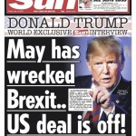 Sun headline. Click to enlarge