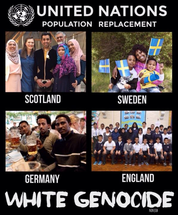 population replacement