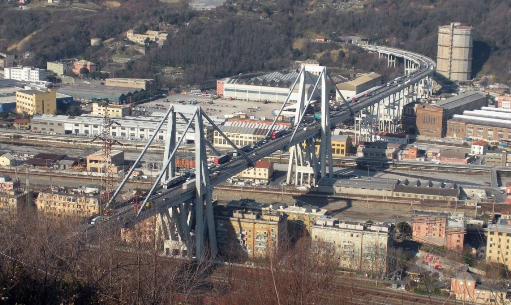Genoa viaduct. Click to enlarge