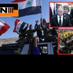 Russia Reveals its Total Support for Iran in Syria
