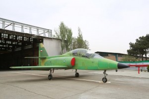 Iran unveils domestically-manufactured training jet
