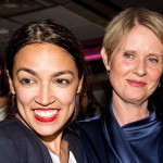 Nixon & Ocasio-Cortez are rumored members. Other possible names include Ruth Bader Ginsburg, Sonia Sotomayer, Hillary Clinton and NY Sen. Kristen Gillibrand. Click to enlarge