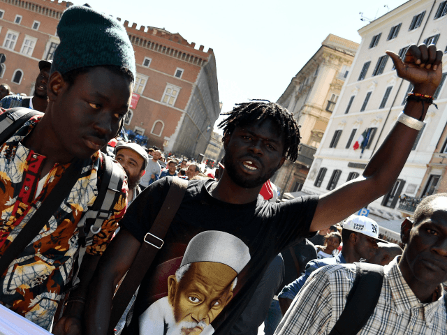 One in three crimes in Italy committed by migrants