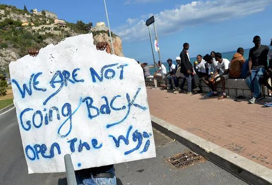 Refugee-we-are-not-going-back