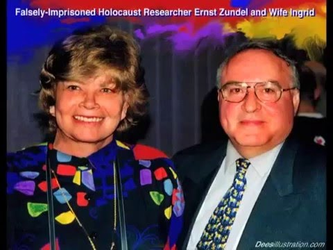 Zundel and wife