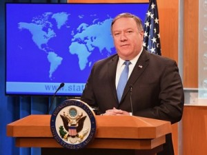 Mike Pompeo announces the creation of the « Iran Action Group