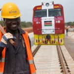 New Chinese Rail Line Buries Kenya in Debt