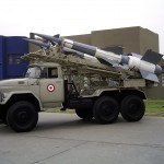 Pechora M2 missile system. Click to enlarge