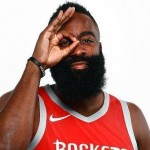 James Harden is a superstar in the NBA. That is the picture we saw everywhere during the NBA media day. The elite is telling you that they own this.