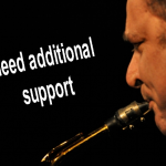 Gilad Needs Additional Support