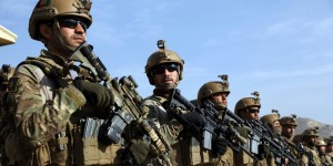 Afghan Special Forces, trained by the US, are apparently no match for the Taliban. Click to enlarge
