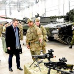 More British troops to be deployed to Ukraine in face of threat from Russia, MoD to announce