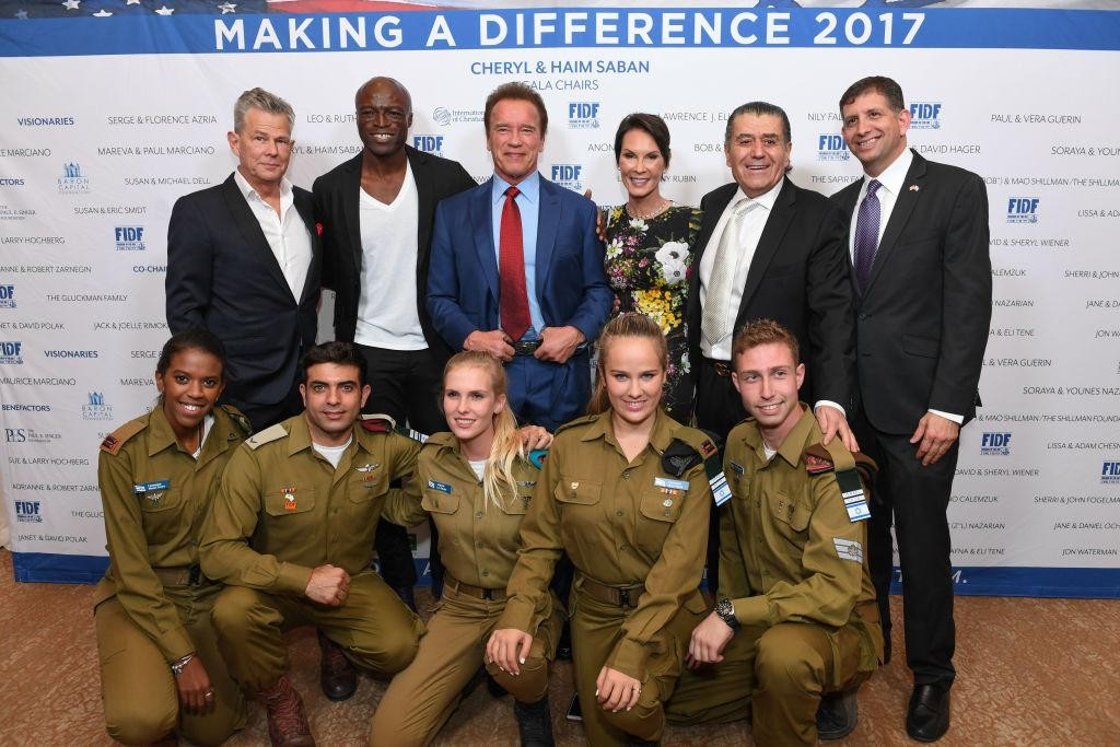 Hollywood supports IDF1