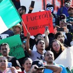 Mexicans Storm Migrant Shelter in Tijuana, Shouting for 'Pigs' to Leave