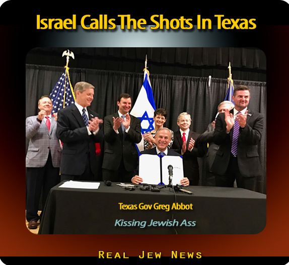 Israel calls the shots in Texas
