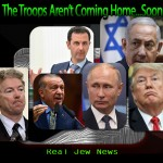 No Troops Are Coming Home…Soon