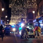 Strasbourg Christmas market shooting: suspect on the run after three killed