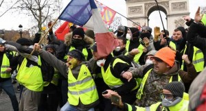 Months after it begins, the oligarchs/Macron vs Gilets Jaunes battle still rages and will keep on