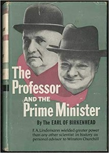 professor and prime minister