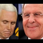 US Neocons, led this week by VP Mike Pence, are trying to flex their regime change muscles in Venezuela, while being mocked by Russian foreign minister Sergie Lavrov. Click to enlarge