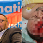AfD Bremen chairman and member of the German Bundestag, Frank Magnitz. Click to enlarge