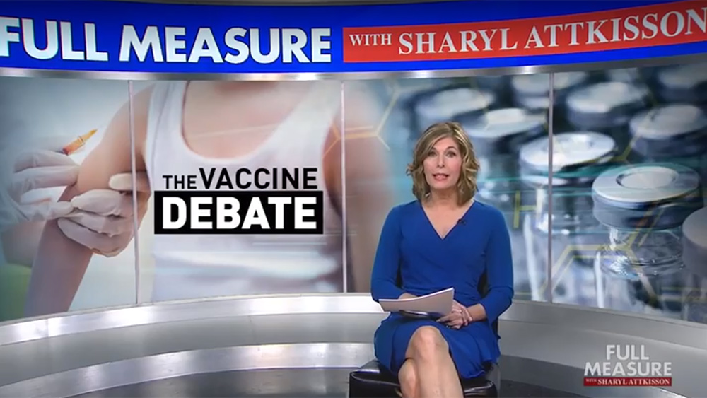 Attkisson Vaccine Debate