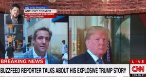 BuzzFeed Reporter Admits He Hasn't Seen Any Evidence to Validate Trump Tower Story