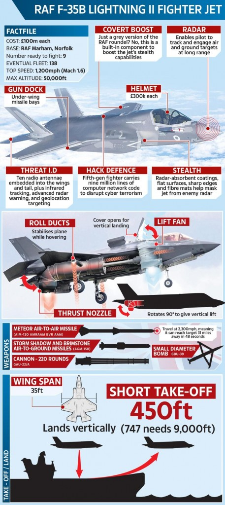 F-35 infographic. Click to enlarge