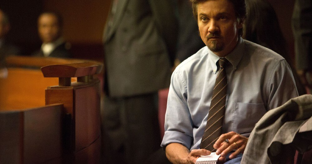Jeremy Renner as Gary Webb in Kill the Messenger. Click to enlarge