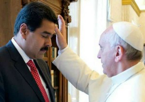 Maduro-pope. Click to enlarge
