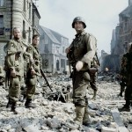 A screenshot from the blockbuster film Saving Private Ryan. Click to enlarge
