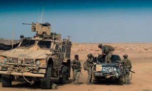 Some US troops to remain in Syria