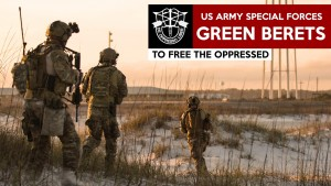 Green Berets Targeted After Anonymous Email Exposed Lowered Standards
