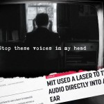 """Finally Admitted! """"New"""" Tech Can Beam Voices Directly into Your Head"""