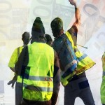Yellow Vests Plan Bank Run. Will it Work?