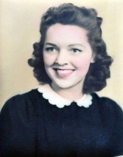 Helen Andelin, 21 in 1941 -Beautiful women are a dime a dozen but feminine women are extremely rare.