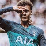 English soccer player Dele Alli. He does this sign a lot. It even spurred a hashtag challenge on social media, complete with a video teaching kids how to do this sign. Click to enlarge