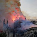 Recomended: Anti-NY Times: A Symbol of Stone, Faith and Frenchness Goes Up in Smoke