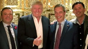 The Zionist Billionaires Behind Nigel Farage