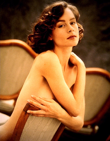 """I had just seen the movie, """"The Gingerbread Man."""" The girl in my dream looked like actress Embeth Davidtz"""
