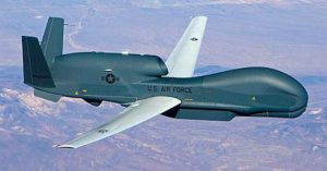 Global Hawk drone. Click to enlarge
