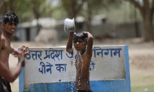 India heatwave: rain brings respite for some but death toll rises
