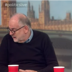 Expose: Lord Falconer Is Caught Reading an Hasbara Script on BBC Live