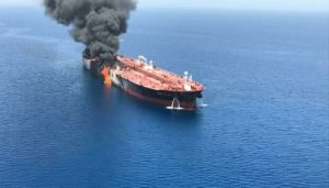 Don't Assume Tanker Attacks are False Flags