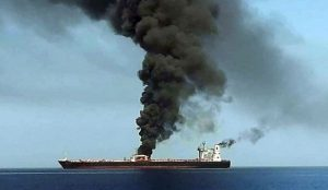 US proposes tanker protection force in wake of Gulf attacks